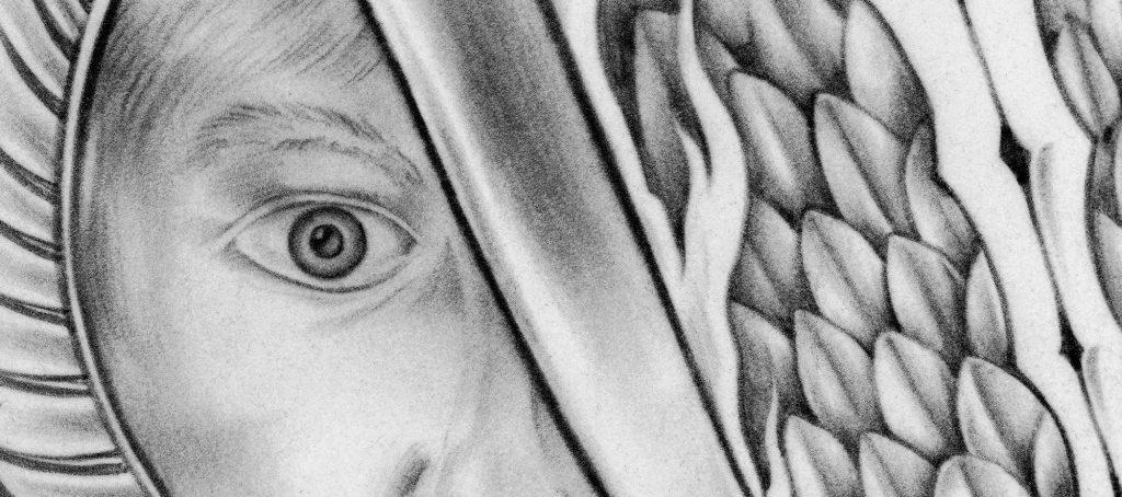 The Eyes Of The Dragon Art Portfolio Suntup Editions