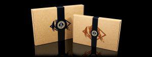 The Eyes of the Dragon Art Portfolio - David Palladini - Stephen King - Custom Packaging