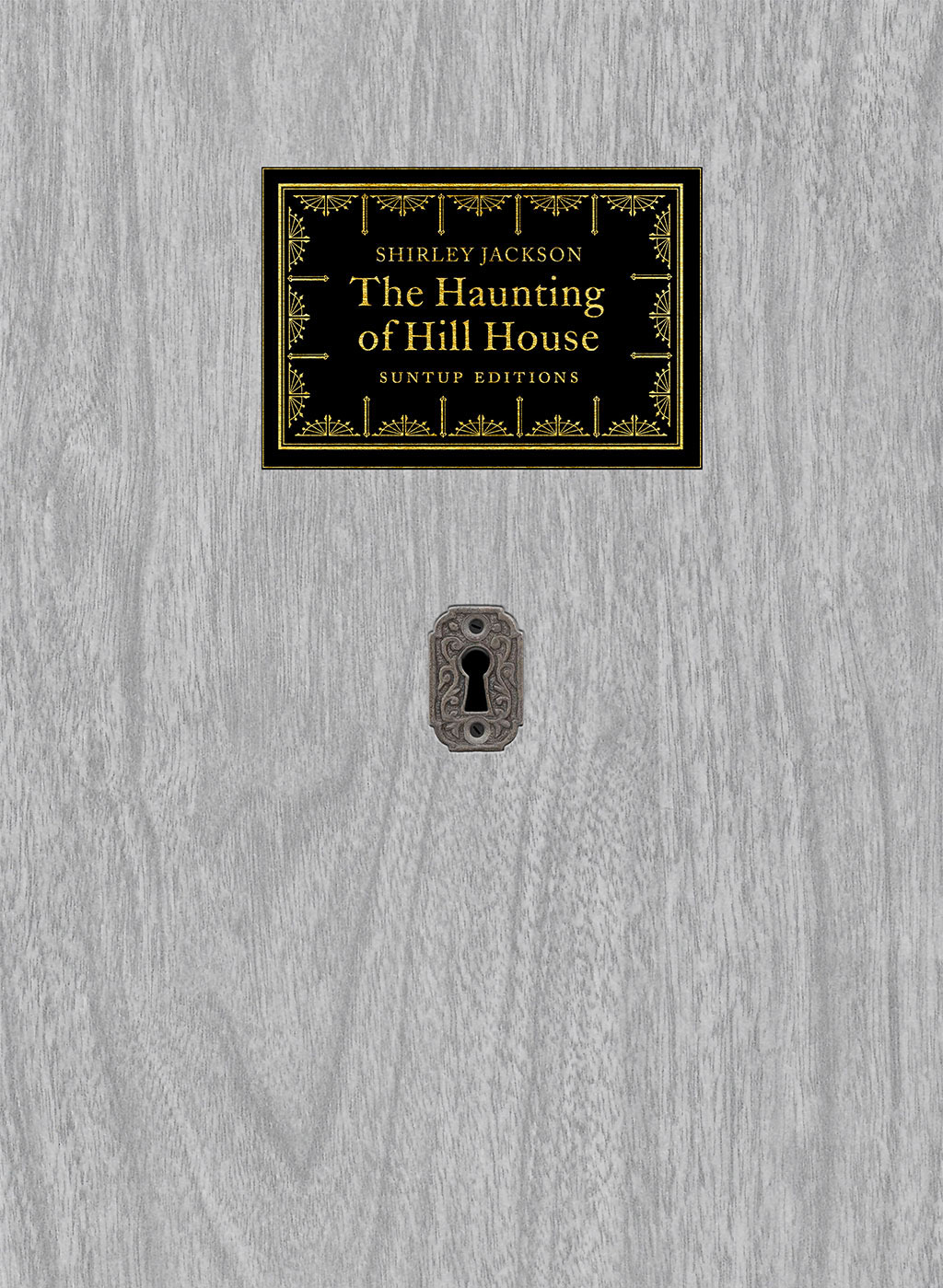 The Haunting Of Hill House Suntup Editions