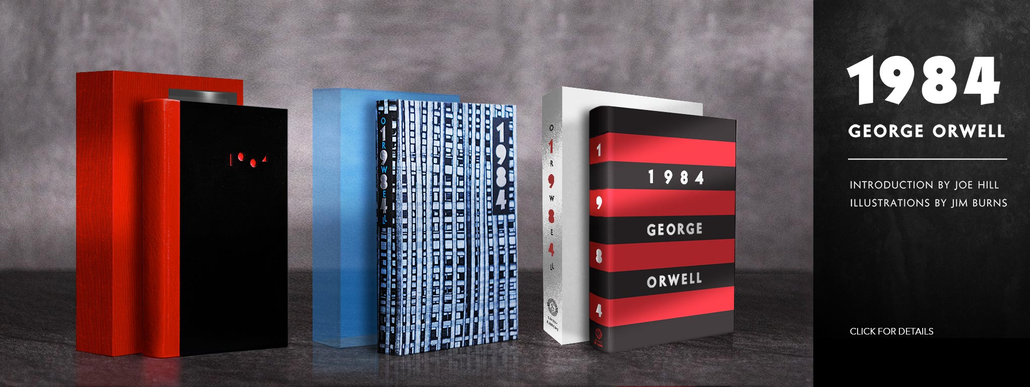 1984 - George Orwell - Suntup Editions